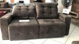 Sofa Debora 200 de largura - pronta entrega - frete gratis