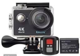 Câmera Eken H9r 4k Original Wifi + Bateria Extra + Case Promoção