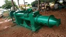 Máquinas para indústria cerâmica de tijolos