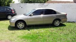 Civic completo automático - 2004