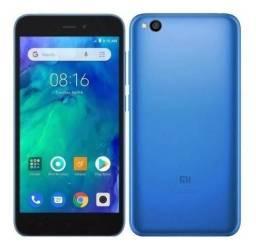 Na caixa lacrado Xiaomi Redmi Go 16gb Global Dual Oficial Original azul