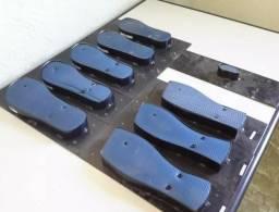 Compacta Print Máquina De Chinelos