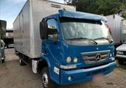 Caminhao Mercedes Benz Ancelmo 815 - 2012