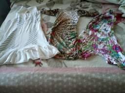 Lote d roupas