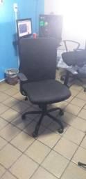 Cadeira Giratória Black president