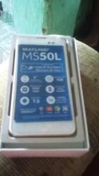 Vendo celular semi novo pouco tempo de uso