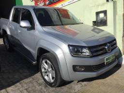 VOLKSWAGEN AMAROK 2016/2016 2.0 HIGHLINE 4X4 CD 16V TURBO INTERCOOLER DIESEL 4P AUTOMÁTIC - 2016