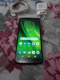 Motorola moto g6 player novinho 32gb