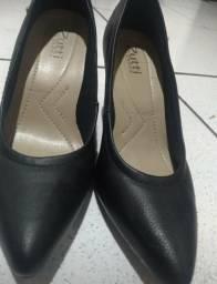 Sapato preto Zutti n° 35