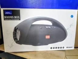 Som Bluetooth Modelo JBL booms box