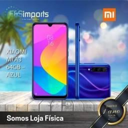 Smartphone Xiaomi Mi A3 128gb 48mp Garantia 1 Ano -Somos Loja Fisica(Entrega Gratis)