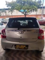 Toyota ETIOS 1.5 XLS 2013 COMPLETO - 2013