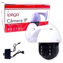 Câmera IP Wifi Sem Fio com Ptz Speed Dome a Prova de Água Externa KP-CA156 Ípega com Zoom