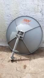 Antena sky grande