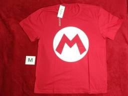 Camisetas Personagens coleção geek