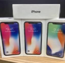 IPhone X 64Gb lacradinho