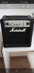Amplificador Cubo Guitarra Marshall Mg-10cf
