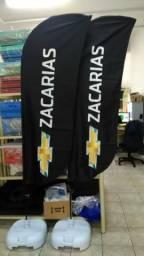 Título do anúncio: Wind e flag banner