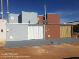 Casas novas no Setor Nova Morada II. Sem entrada!