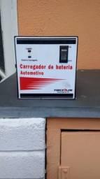 Carregador Bateria 12v Carro e Moto