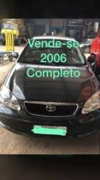 Vende-se corolla 2006 completo - 2006