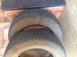 Pneus Michelin 235/60 aro 16