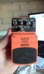 Pedal Super Fuzz Behringer - SF300
