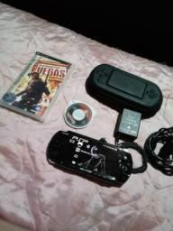 Sony PSP 3010 TOP mais de 200 jogos,Carregador,Case Original,So Curtir.Oferta