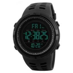 e0dbf5731e5 Relógio Esporte Skmei 1251 Prova D água Dual Time