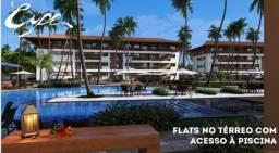 Loft à venda com 2 dormitórios em Praia do cupe, Ipojuca cod:42