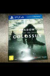 Shadow of the colossus e Uncharted 4 thiefs end