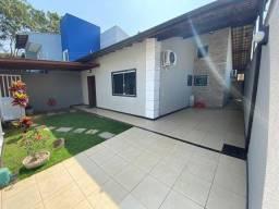 Linda Casa Linear 3qts c/suite em Morada de Laranjeiras