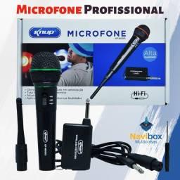 Microfone Sem fio | Karaokê Shows Eventos Palestras Reuniões Igreja