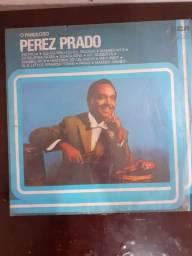 Disco LP O Fabuloso Pérez Prado
