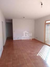 Apartamento com 3 dormitórios para alugar, 103 m² por R$ 1.100/mês - Jardim Palma Travasso