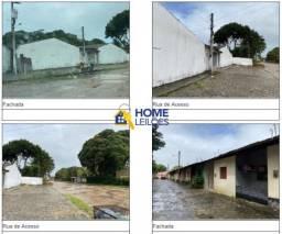 Casa à venda com 2 dormitórios em Tabuleiro do pinto, Rio largo cod:55392