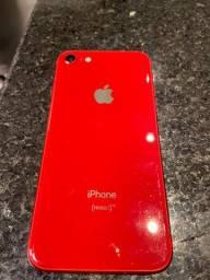 Vendo iPhone 8red em ótimo estado