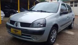 CLIO 2004/2005 1.0 EXPRESSION 16V GASOLINA 4P MANUAL