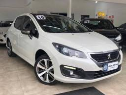 308 2015/2016 1.6 ALLURE 16V FLEX 4P MANUAL