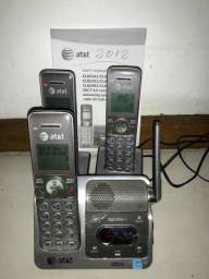 Telefone 3 ramais