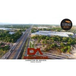 Título do anúncio: Loteamento infraestruturas pronta as margens da BR 116 Entrada a partir de R$ 280,00