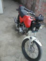 Vende-se está moto HONDA 125 CG com recibo e documento - 1997