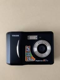 Câmera Digital Tron Digitron S5e 5MP MegaPixels
