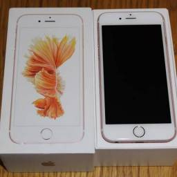 IPhone 6s 32GB Rosê garantia de 11 meses