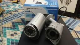 Duas câmera de vigilância interessado me chamar no zap. *