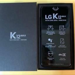 LG k12 Max Novo