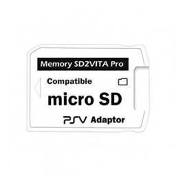 Adaptador Sd2vita 5.0 Pro Micro Sd Ps Vita Psvita