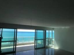 Título do anúncio: Edifício Green Village: beira mar de Guaxuma, 4 suítes, 196m², varanda gourmet
