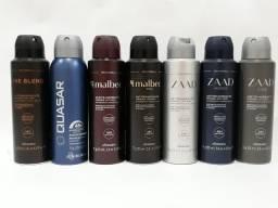 Desodorantes antitranspirante