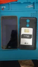 LG K4 Novo (X230DS)falta tela e conector de bateria